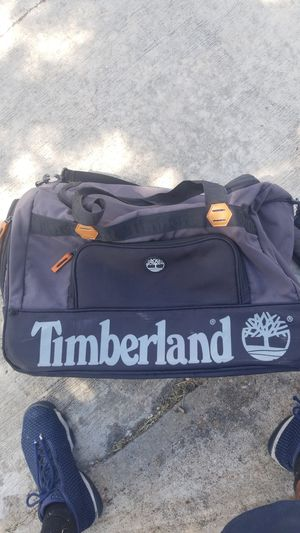 Timberland duffle bag for Sale in Houston, TX