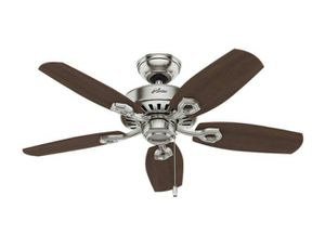Ceiling Fan with Lights Reversible 5 Blade Candelabra 3 Speed 42 Inch for Sale in Santa Monica, CA