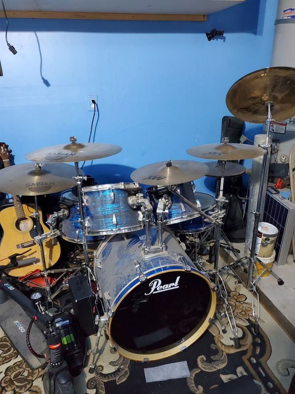 Drumset pearl EXR