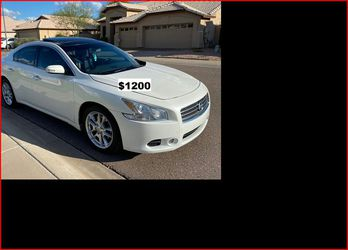 $1200 Nissan MAxima for Sale in Boise,  ID