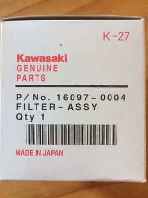 New Kawasaki Oil Filter for Sale in Grand Prairie, TX
