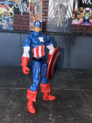 Marvel Universe Captain America for Sale in San Diego, CA