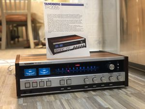 $650 Vintage Tandberg TR-2055 FM Stereo Receiver ~FULLY RESTORED~ LOOK ! for Sale in Queens, NY
