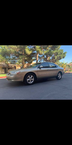 2001 ford Taurus for Sale in Henderson, NV