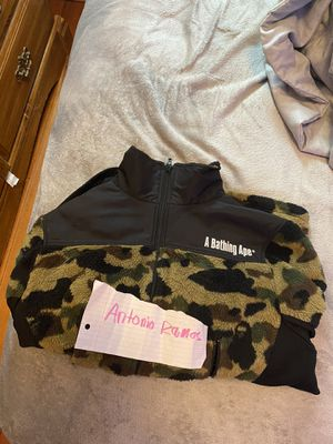 Bape fleece for Sale in Revere, MA