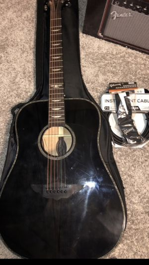 Guitar with amp for Sale in Troy, MI