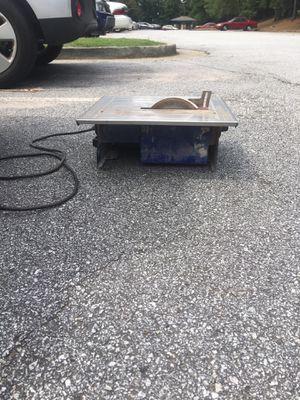 Table Saw for Sale in Stockbridge, GA