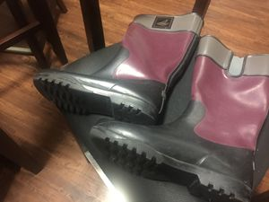 Sperry rain boots size 10 for Sale in Carrollton, TX