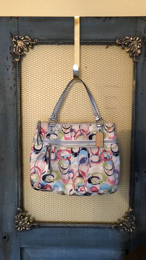 Coach brand Tote style Bag for Sale in CT, US