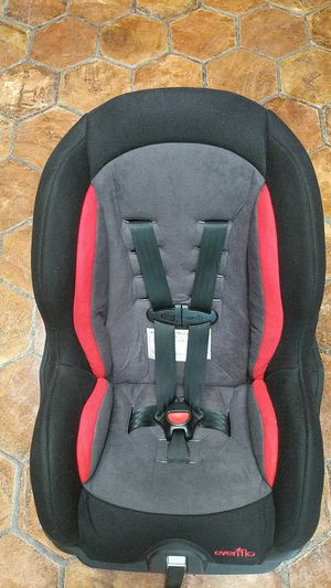 Evenflo Tribute Sport Convertible Car Seat, Gunther for Sale in Dallas, TX