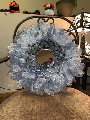 Handmade Wreath for Sale in Eagle River, WI