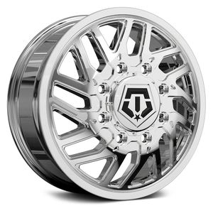 Off Road Dually wheels! No credit needed! Finance with only a $50 down payment! for Sale in Chicago, IL