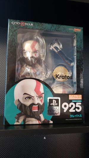 God of War Nendoroid No.925 Kratos for Sale in Artesia, CA