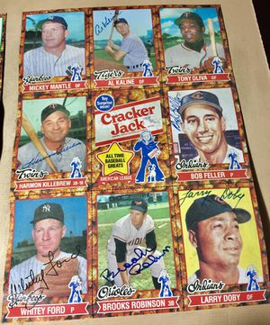 Baseball Autographs for Sale in Irwin, PA
