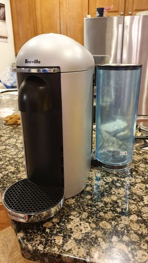 Nespresso VertuoPlus by Breville Coffee and Expresso Machine for Sale in Washington, DC