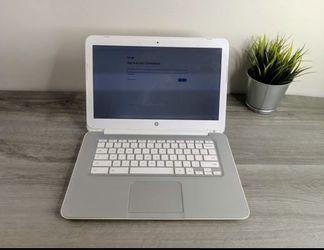 HP Chromebook 14 Refurbished Laptop Intel Dual Core WiFi Chrome OS Webcam HDMI for Sale in Hanover,  NJ