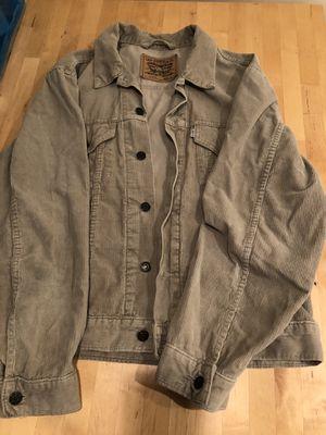 Trucker jacket corduroy Levi's for Sale in Reston, VA