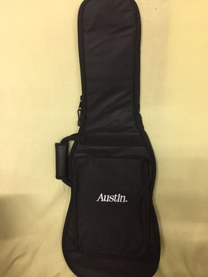 Austin 3/4 - 1/2 Electric Guitar Bag for Sale in Highland, IL