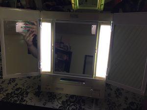 Vanity mirror makeup for Sale in Houston, TX