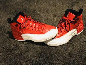 """Jordan 12's """"Retro Gym red"""" 2016-size-7y for Sale in West York, PA"""