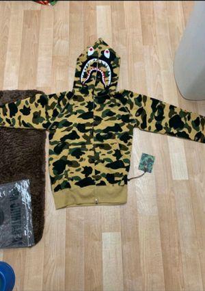 BAPE PONR Jacket AUTHENTIC for Sale in Los Angeles, CA