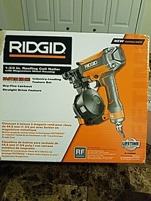 Roofing coil nail gun for Sale in Dallas, TX