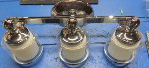 Bathroom light fixture for Sale in Columbia, MD