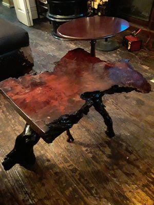 Mississippi driftwood end table for Sale in St. Louis, MO