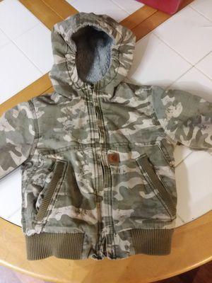 24month carhartt jacket for Sale in Everett, WA