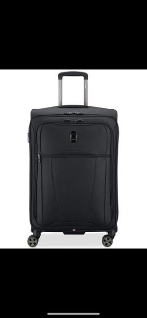 """Delsey Helium 260 25"""" Black Luggage for Sale in Orlando, FL"""