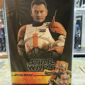 Hot Toys Commander Cody 1/6 Scale for Sale in Los Angeles, CA