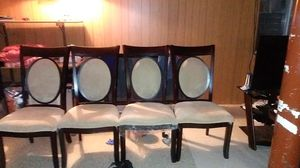 4 antique chairs cherry wood for Sale in Hillside, IL