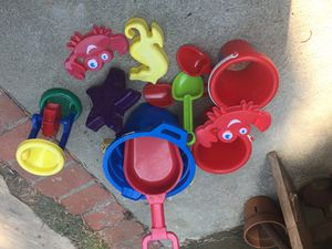 Kids sand toys - 12 pieces for Sale in Santa Monica, CA