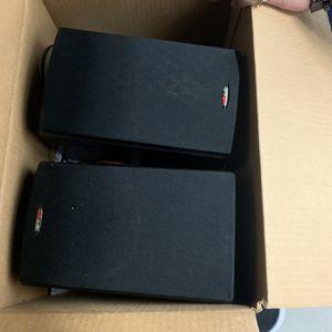 Polk Audio Bookshelf Speakers for Sale in Tustin, CA