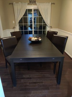 Expandable Dinning set for Sale in Herndon, VA