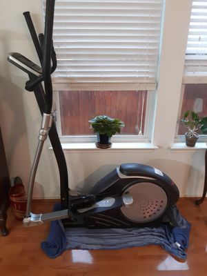 Elliptical Exercise Machine for Sale in Kyle, TX