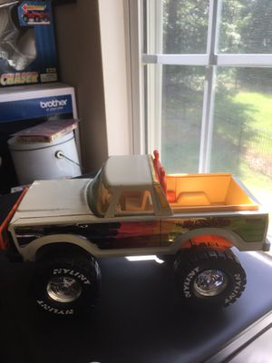 """Nylint 4x4 Pick Up Truck """"The Buzzard"""" 1970s Pressed Steel for Sale in Charlotte, NC"""