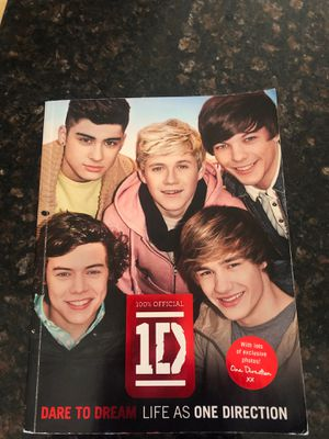 One Direction Memorabilia Book for Sale in Cave Creek, AZ