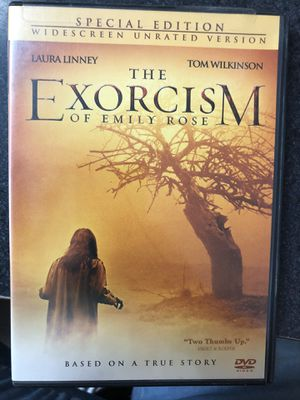 The Exorcism of Emily Rose DVD for Sale in Lisbon, CT
