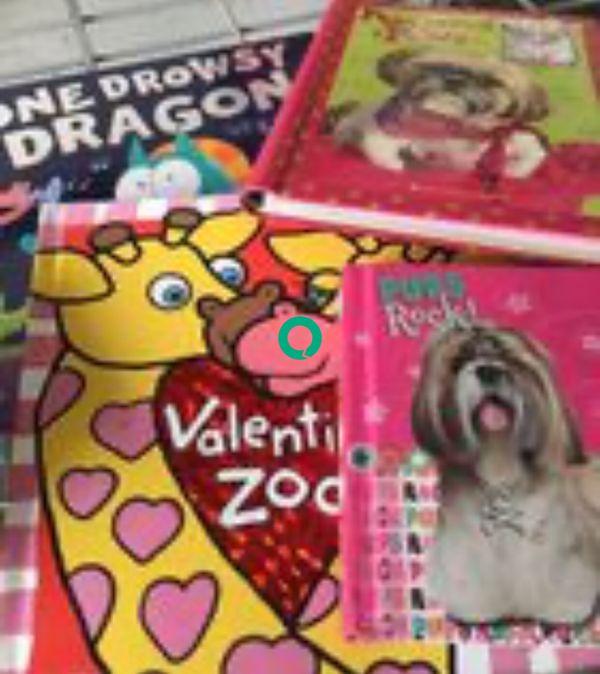 Multiple Children's books
