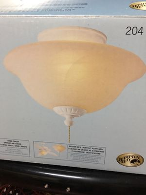 Light fixture for Sale in Houston, TX