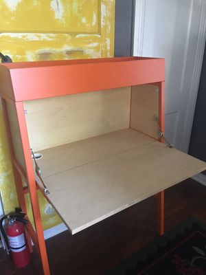 Secretary Desk and chair excellent condition obo for Sale in Austin, TX