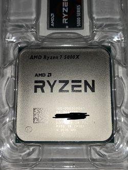 Open Box Ryzen 7 5800X for Sale in Bellevue,  WA