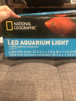 LED AQUARIUM LIGHT for Sale in Fairfax, VA