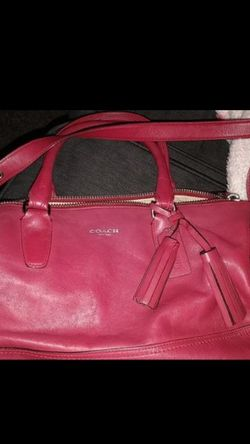 Authentic Coach Purse for Sale in Renton,  WA