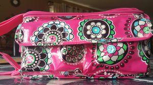 Vera Bradley Cupcakes Pink Mini Cooler/lunchbag Retired pattern for Sale in Springfield, VA