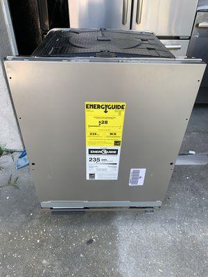 Asko dishwasher new panel ready for Sale in Bradenton, FL