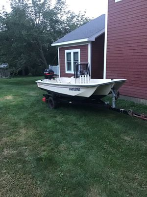 14ftb McKee craft for Sale in Portsmouth, RI