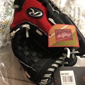 New Left Handed Baseball Glove for Sale in Alameda, CA