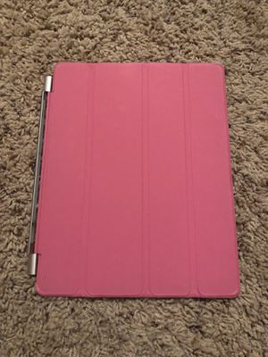 iPad 2nd gen cover magnetic for Sale in Apex, NC